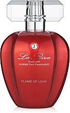 Духи, Парфюмерия, косметика La Rive Flame of Love Swarovski - Парфюмированная вода (тестер с крышечкой)