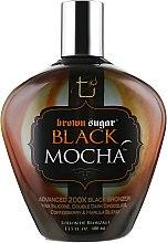 Духи, Парфюмерия, косметика Крем для солярия с шоколадными бронзантами, силиконами и маслом марула - Tan Incorporated Black Mocha 200x