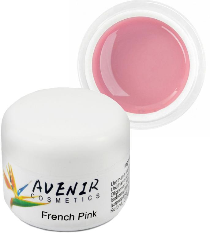 Гель для наращивания - Avenir Cosmetics French Pink