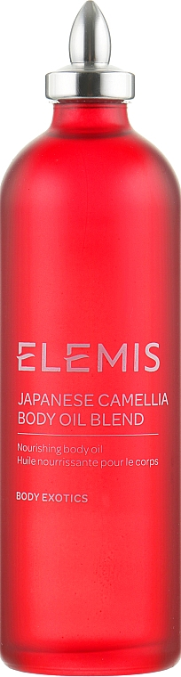 Регенерирующее масло для тела «Японская камелия» - Elemis Japanese Camellia Body Oil Blend