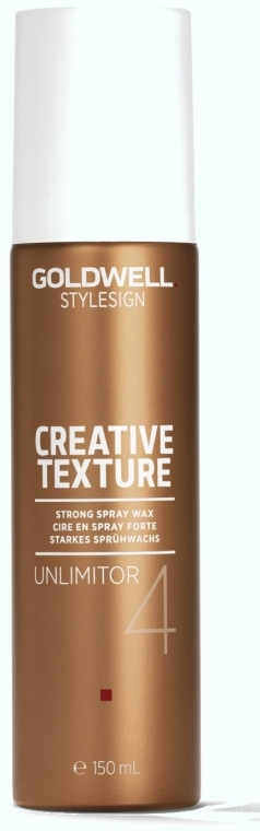 Спрей-воск для волос - Goldwell Stylesign Creative Texture Unlimitor