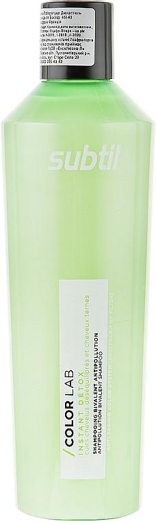 Шампунь для волос - Laboratoire Ducastel Subtil Color Lab Instant Detox Antipollution Bivalent Shampoo