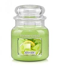 Духи, Парфюмерия, косметика Ароматическая свеча - Country Candle Honeydew