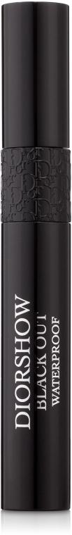Тушь для ресниц водостойкая - Dior Diorshow Black Out Mascara Waterproof