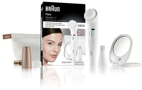 Эпилятор - Braun Face Face SE831