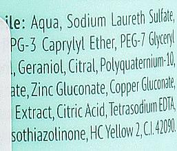 Минеральный шампунь для волос - Estel Professional Otium Thalasso Mineral Shampoo (мини) — фото N3