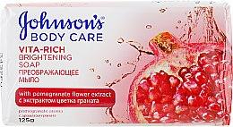 Духи, Парфюмерия, косметика Преображающее мыло - Johnson's® Body Care Vita-Rich