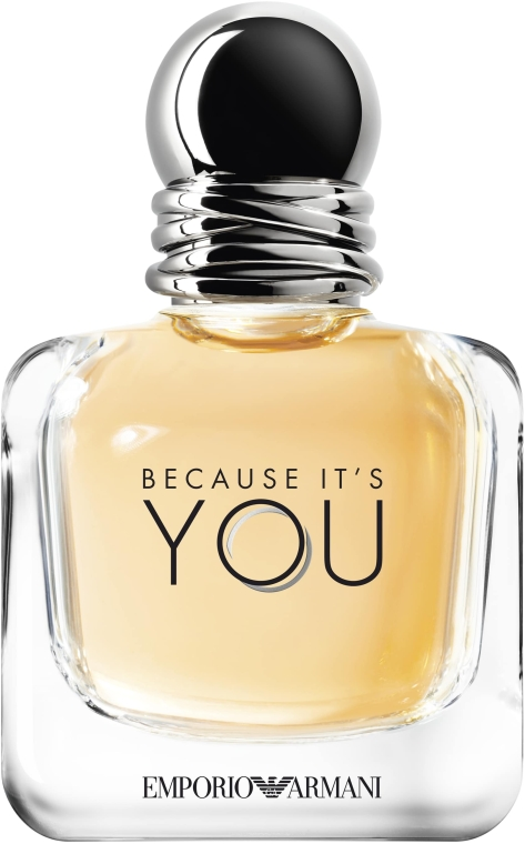 Giorgio Armani Emporio Armani Because It's You - Парфюмированная вода