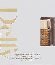Духи, Парфюмерия, косметика Антиоксидантный крем для контура глаз - Delfy Antioxidant Eye Contour Gel