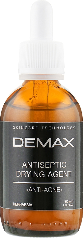 Антисептична присушка - Demax Seboregulating Line Antiseptic Drying Agent  — фото N2