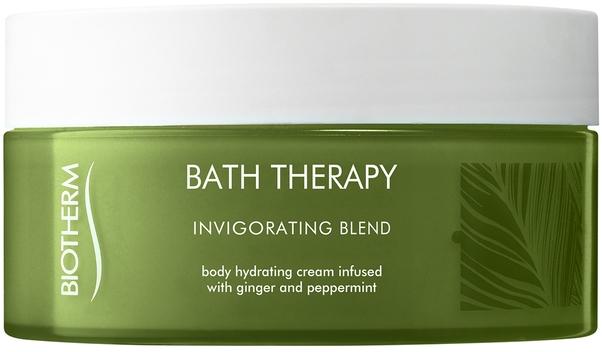 Крем для тела с экстрактом имбиря и перечной мяты - Biotherm Bath Therapy Invigorating Blend Crema