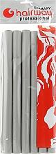 Духи, Парфюмерия, косметика Гибкие бигуди длина 250мм d19, серые - Hairway Flex-Curler Flex Roller 25cm Grey