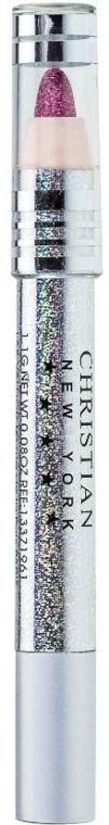Карандаш с блестками для губ, век и тела - Christian G-112