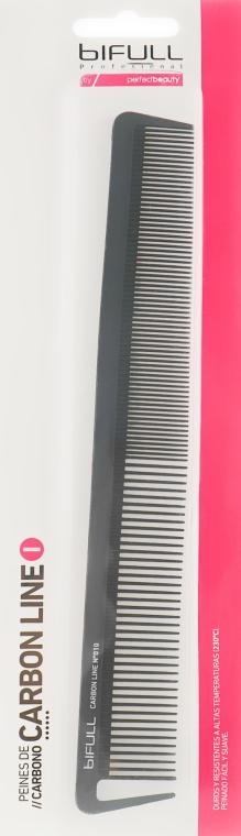 Карбоновый гребень Uomo 010 - Bifull Professional Hair Brush