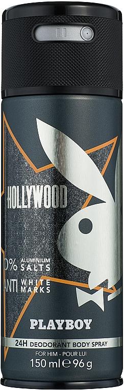 Playboy Playboy Hollywood - Дезодорант