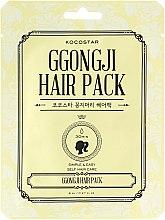 """Духи, Парфюмерия, косметика Восстанавливающая маска для поврежденных волос """"Конский хвост"""" - Kocostar Ggongji Hair Pack"""