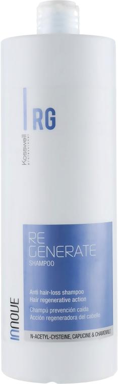 Регенерирующий шампунь - Kosswell Professional Innove Regenerate Shampoo