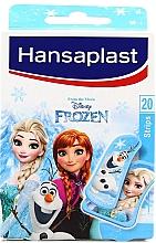 """Духи, Парфюмерия, косметика Детские пластыри """"Холодное сердце"""" - Hansaplast Disney Frozen"""
