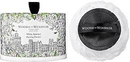 Духи, Парфюмерия, косметика Woods of Windsor White Jasmine - Тальк для тела