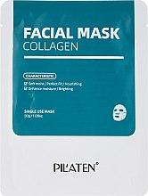 Духи, Парфюмерия, косметика Коллагеновая маска для лица - Pilaten Collagen Facial Mask