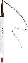 Духи, Парфюмерия, косметика Механический карандаш для бровей - Fenty Beauty by Rihanna Brow Pencil & Styler