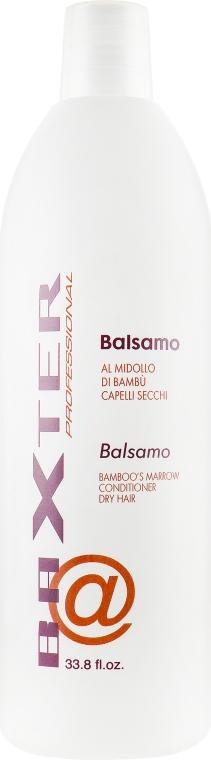 Бальзам-кондиціонер - Baxter Advanced Professional Hair Care Bamboo Conditioner — фото N1