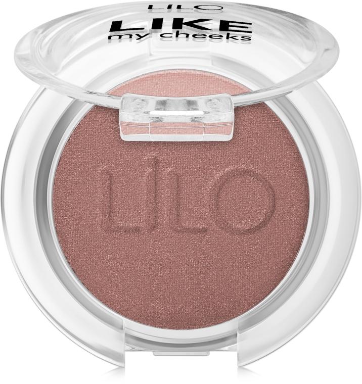 Компактные румяна - Lilo Like My Cheeks