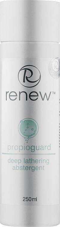 Гель для глубокого очищения всех типов кожи лица с акне - Renew Propioguard Deep Lathering Abstergent