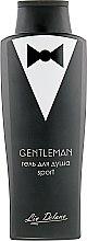 "Духи, Парфюмерия, косметика Гель для душа ""Sport"" - Liv Delano Gentleman Shower Gel"