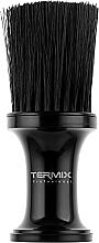 Духи, Парфюмерия, косметика Сметка черная, с черной щетиной - Termix Talcum Powder Brush Black