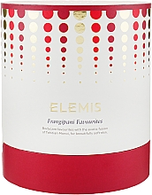 Парфумерія, косметика Набір - Elemis Frangipani Favourites (sh/cream/200ml+b/oil/100ml+hand/balm/100ml)
