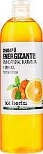 Духи, Парфюмерия, косметика Шампунь для волос с мандарином и апельсином - Tot Herba Tangerine and Orange Energizing Shampoo
