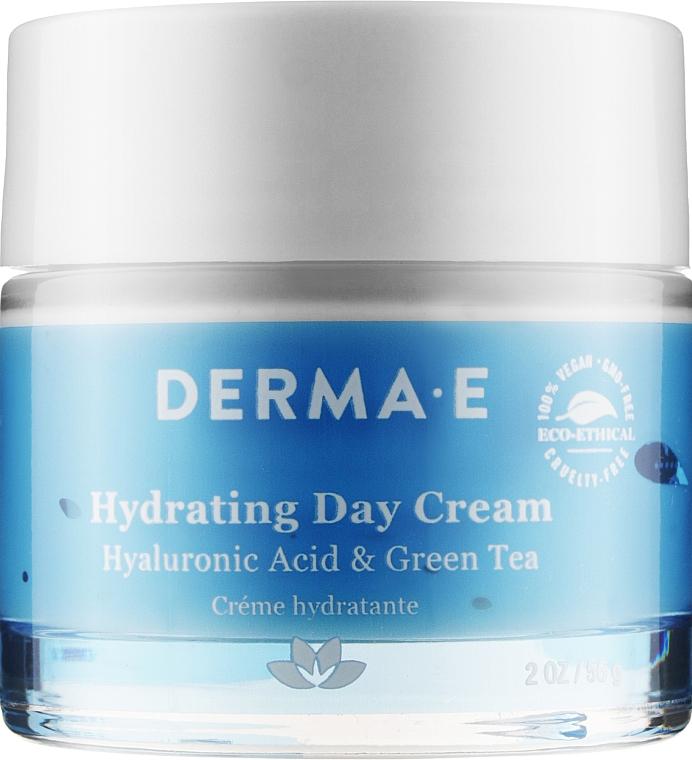Увлажняющий дневной крем с гиалуроновой кислотой - Derma E Hydrating Day Cream
