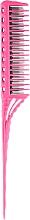 Духи, Парфюмерия, косметика Расческа для начеса, 218 мм, розовая - Y.S.Park Professional 150 Tail Combs Pink
