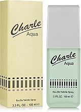 Jaywir Trading Charle Aqua - Туалетная вода (тестер с крышечкой) — фото N1