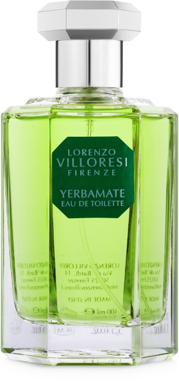 Lorenzo Villoresi Yerbamate - Туалетная вода