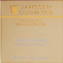 Духи, Парфюмерия, косметика Омолаживающая крем-маска для лица - Janssen Cosmetics Regeneration Mask