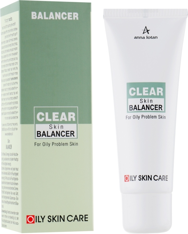 Балансер крем-гель - Anna Lotan A-Clear Skin Balancer
