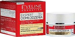 Духи, Парфюмерия, косметика Крем-сыворотка для лица 35+ - Eveline Cosmetics Ekspert Expert Rejuvenation Cream Serum