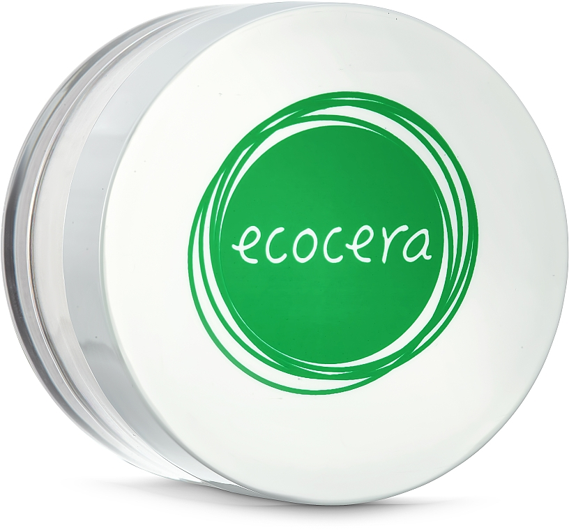 Матирующая рисовая пудра для лица - Ecocera Rice Face Powder