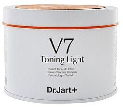 Духи, Парфюмерия, косметика Тонизирующий легкий крем для лица - Dr. Jart+ V7 Light Cream