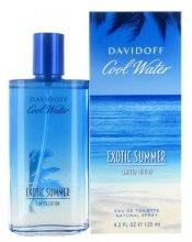 Духи, Парфюмерия, косметика Davidoff Cool Water Exotic Summer Limited Edition - Туалетная вода