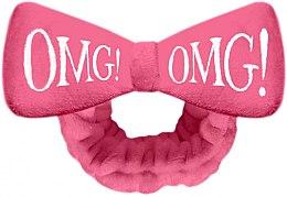 Духи, Парфюмерия, косметика Косметическая повязка для волос, ярко розовая - Double Dare OMG! Hot Pink Hair Band