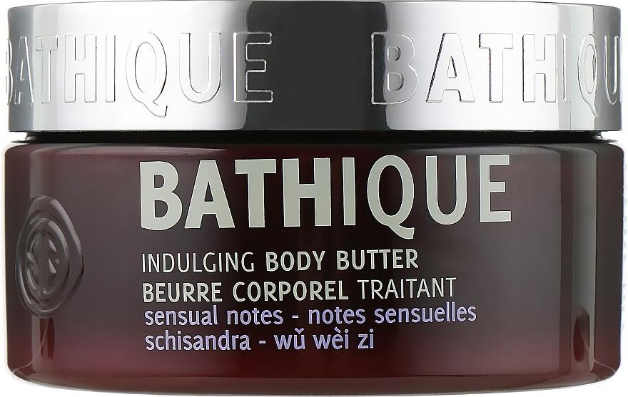 "Крем-масло для тела ""Лимонник"" - Mades Cosmetics Bathique Fashion Indulcing Body Butter"