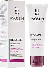 Духи, Парфюмерия, косметика Ночной крем для лица успокаивающий - Iwostin Rosacin Redness Reducing Night Cream