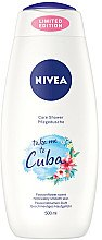 Гель для душа - Nivea Bath Care Take Me To Cuba — фото N2