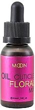 Духи, Парфюмерия, косметика Масло для кутикулы - Moon Floral Mix Cuticle Oil