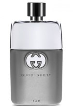 Духи, Парфюмерия, косметика Gucci Guilty Eau Pour Homme - Туалетная вода (тестер без крышечки)