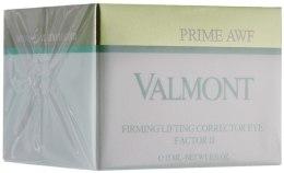 Подтягивающий корректирующий крем для кожи вокруг глаз Фактор II - Valmont Firming Lifting Corrector Eye Factor II — фото N1
