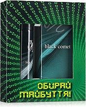 Духи, Парфюмерия, косметика Chaser Black Comet - Набор (edt/100ml+deo/75ml)